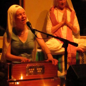 Spring Equinox Yoga Class & Kirtan – Some Photos