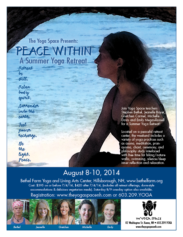 3-day Retreat: Deepening Your Practice