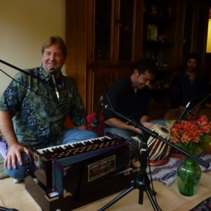 Kirtan To Benefit The CJ MAA Music School Rishikesh In.