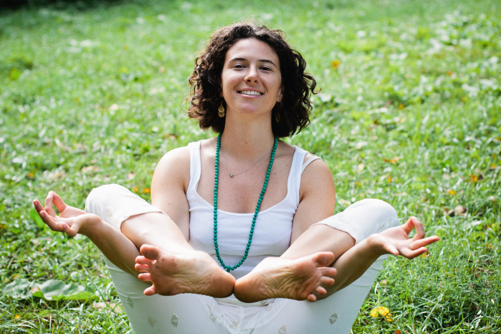 An Earth Day Weekend Yoga Retreat With Bristol Maryott : April 20-22, 2018