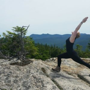 Fall Nature & Yoga Retreat With Eve Carey At Bethel Farm