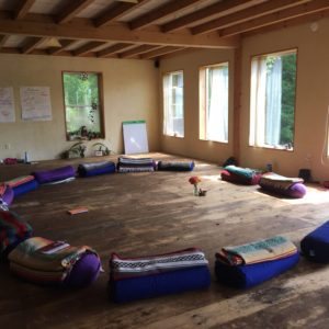 Harvesting Serenity: An End Of Summer Yoga Retreat At Bethel Farm.