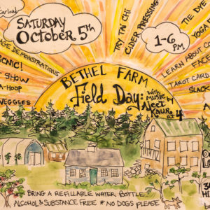 Bethel Farm Field Day